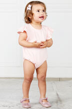 TAYLOR KNIT GROW in colour PRIMROSE PINK