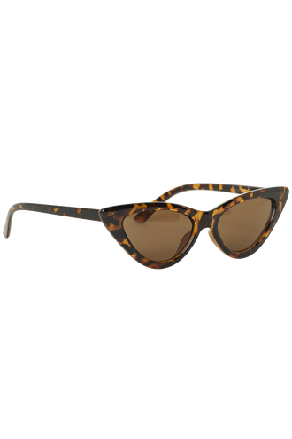 WINTER CAT SUNGLASSES in colour TORTOISE SHELL