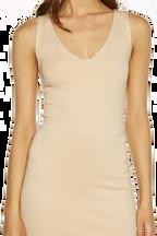 GEMMA SLEEVELESS TOP in colour MOONLIGHT