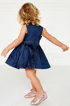 NELLY JEWEL DRESS in colour MARITIME BLUE
