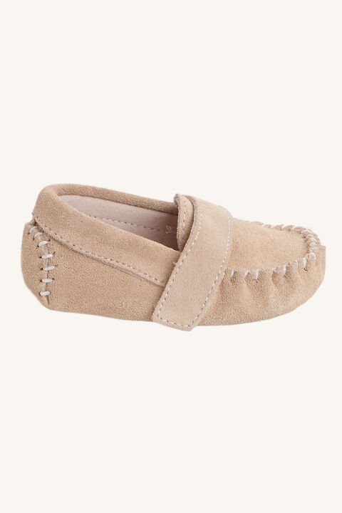 BENNY LOAFER SHOE in colour SAND