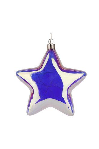 FESTIVE ORNAMENT LIGHT - STAR in colour BRIGHT WHITE