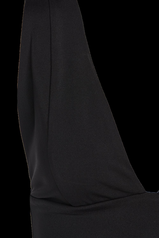 LUCILLE TOP in colour CAVIAR