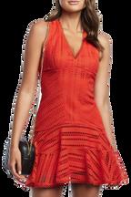 FIESTA LACE DRESS in colour FIESTA
