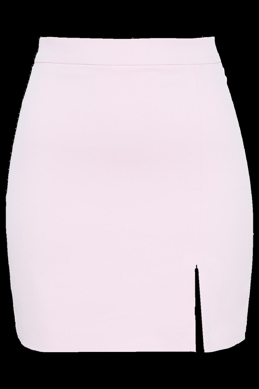 PARISIENNE MINI SKIRT in colour BLUSHING BRIDE