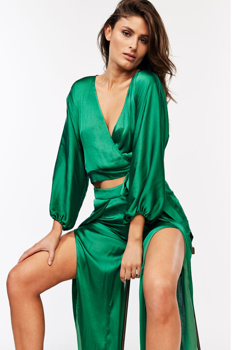 Be Seen In Green in colour