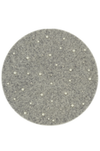 DIAMOND & PEARL BERET in colour GRAY MIST