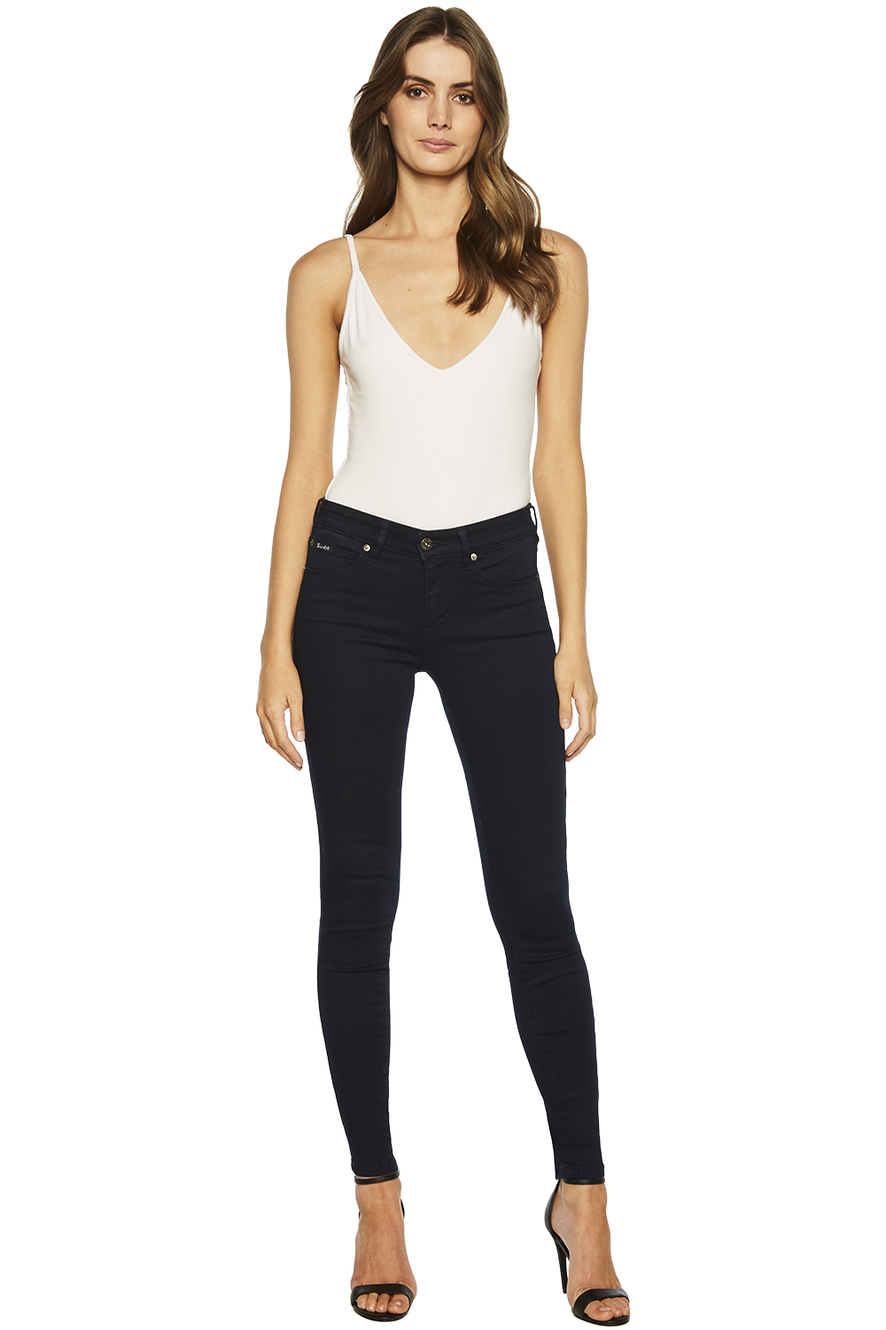 KATE HIPSTER JEAN in colour BLUE INDIGO b394b3d1d