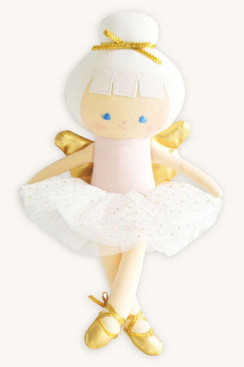 BABY ABI ANGEL in colour GOLD EARTH