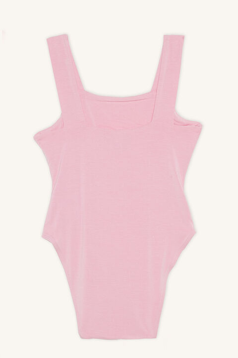 SONIA BODYSUIT in colour PINK LADY