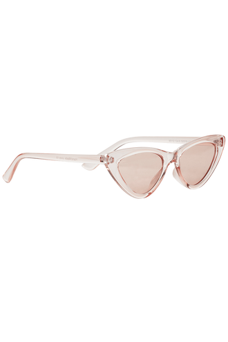 WINTER CAT SUNGLASSES in colour PINK CARNATION