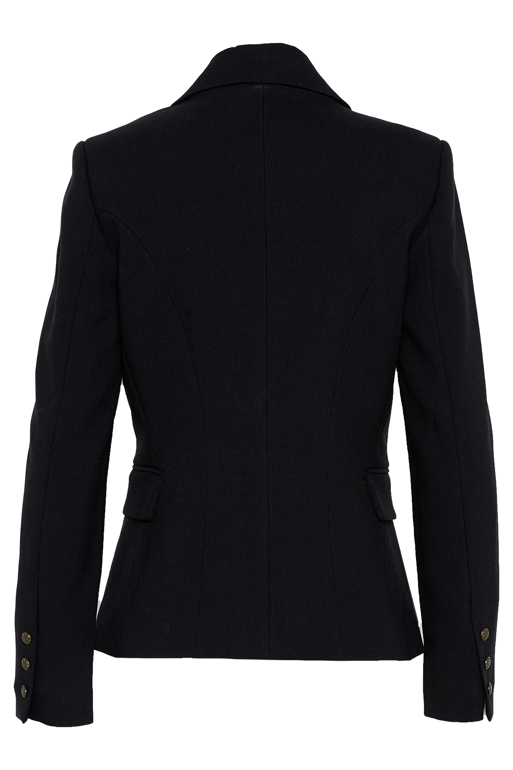 CIARA BLAZER in colour CAVIAR