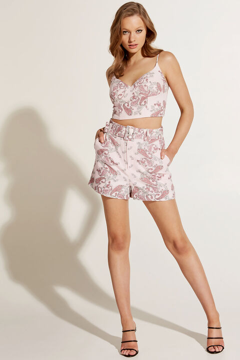 CARTER BUSTIER in colour PARFAIT PINK