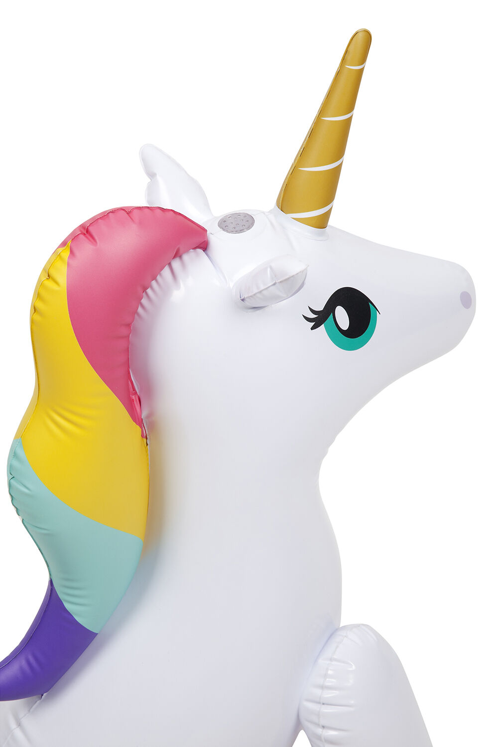 Inflatable Sprinkler Unicorn in colour BRIGHT WHITE