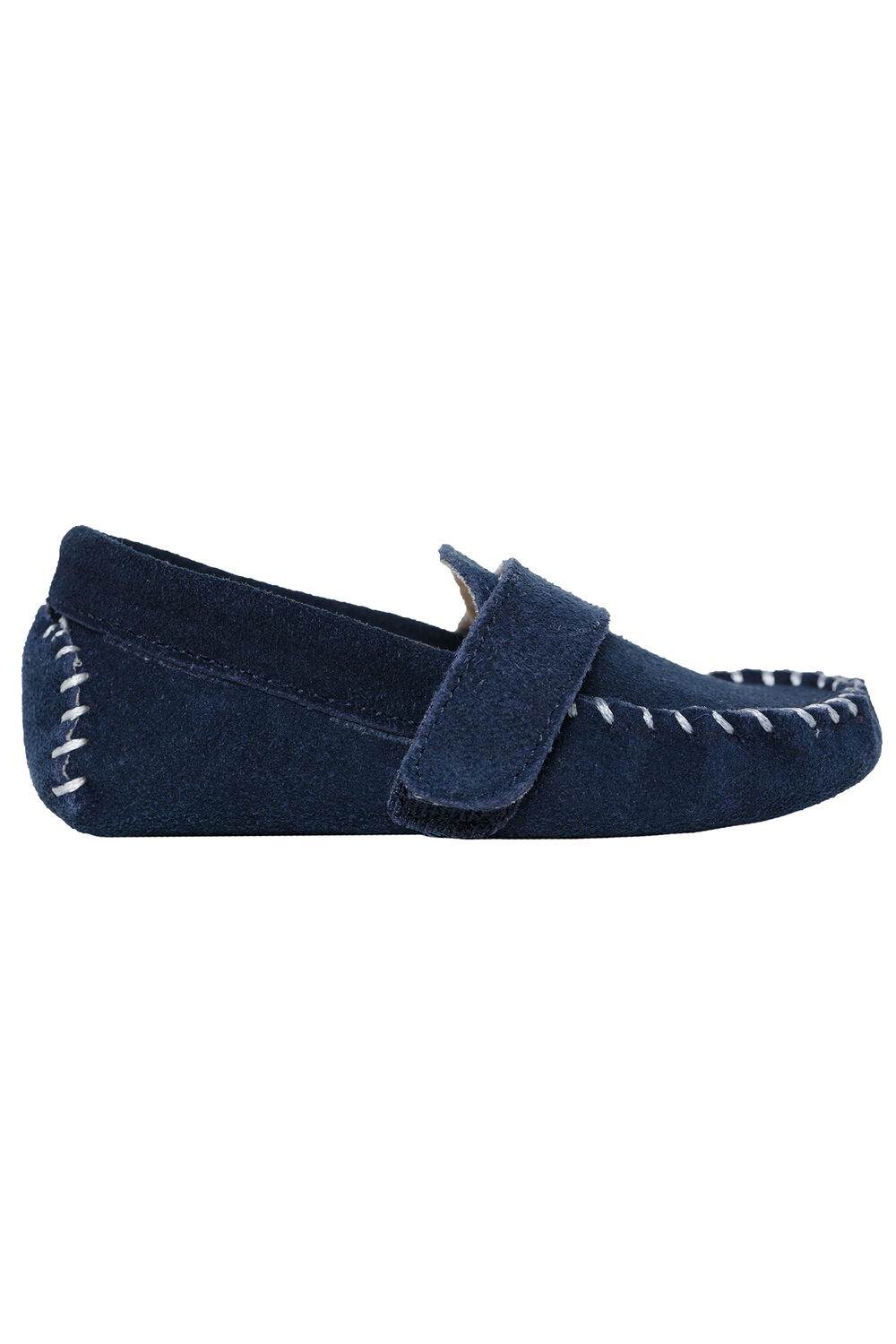 BENNY LOAFER SHOE in colour BLACK IRIS
