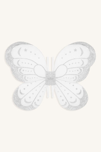 FAIRY WINGS in colour SILVER