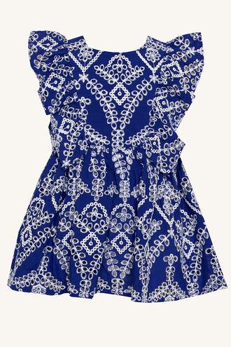 PARA DRESS GROW in colour AMPARO BLUE