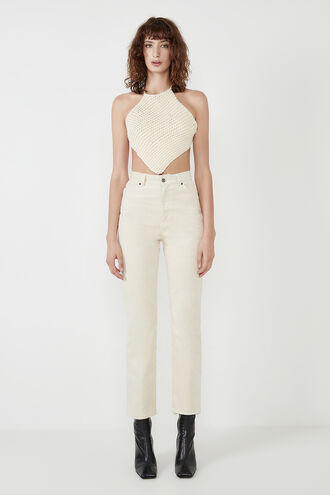 UTILITY CORD PANT in colour MOONLIGHT