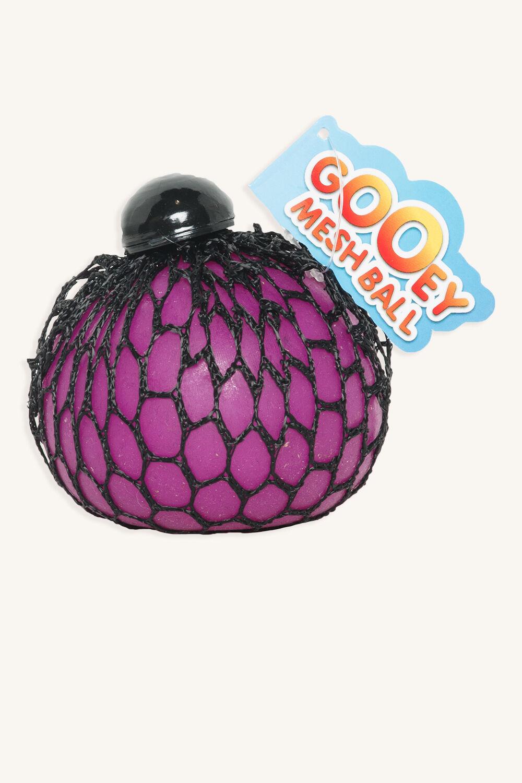 GOOEY MESH BALL in colour BRIGHT WHITE
