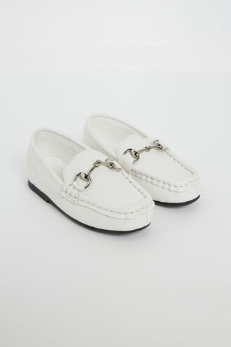 LEO LOAFER in colour CLOUD DANCER