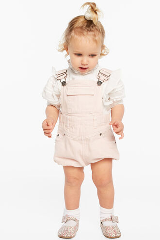 GIGI SHORTY OVERALL in colour SHRINKING VIOLET