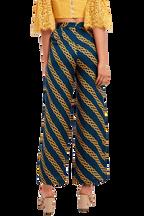 CHAIN PRINT PANT in colour PONDEROSA PINE