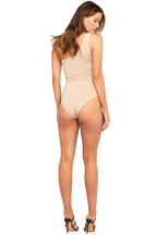 MELANIE BODYSUIT in colour MOONLIGHT