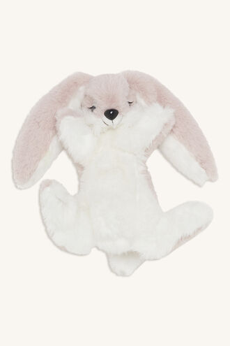 CUDDLE ME RABBIT in colour DUSTY PINK