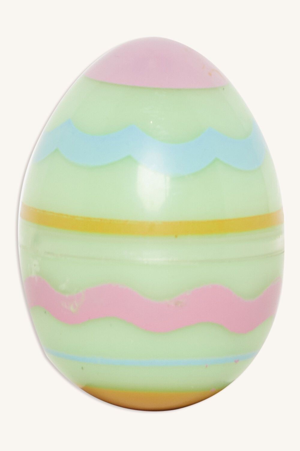 EASTER EGG PUTTY in colour BRIGHT WHITE