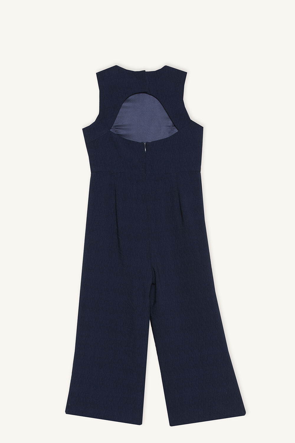MARISSA JUMPSUIT in colour MARITIME BLUE