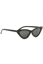 WINTER CAT SUNGLASSES in colour METEORITE