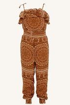 SIERRA JUMPSUIT in colour MUTED CLAY