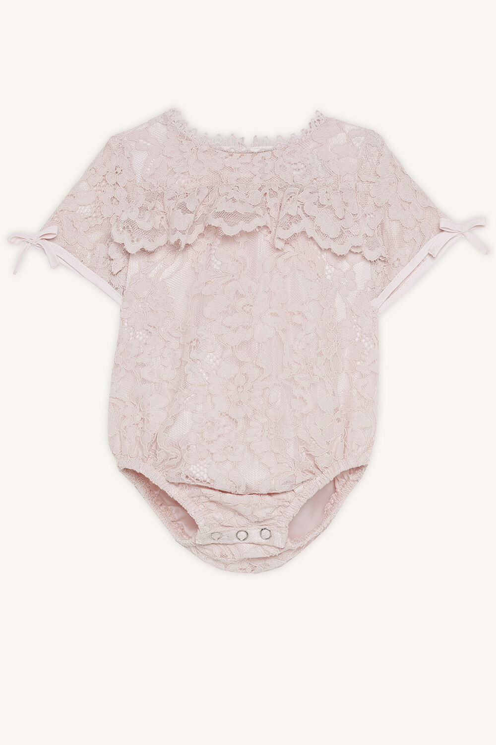 MILLY LACE GROW in colour PRIMROSE PINK