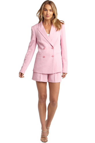 VENICE BLAZER in colour LILAC SACHET
