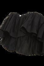 AURORA TOP in colour CAVIAR