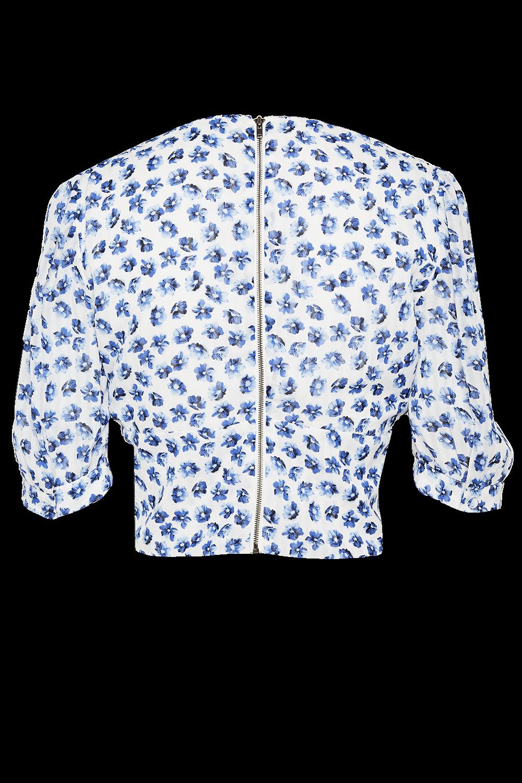 DALIA TOP in colour STAR WHITE