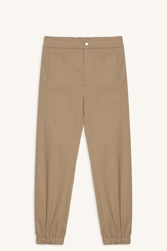 MISCHIEF PANT in colour TAN