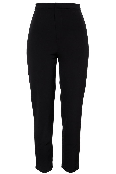 MADISON SKINNY PANT in colour CAVIAR