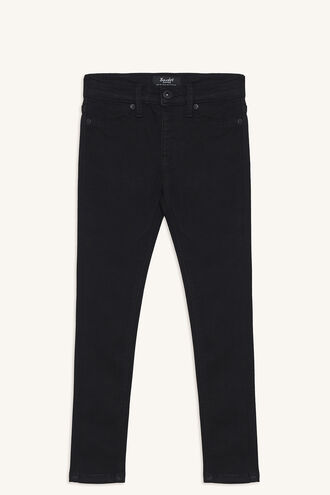 FLORENCE JEGGING in colour JET BLACK
