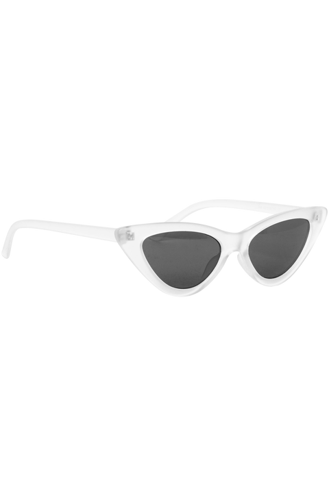 WINTER CAT SUNGLASSES in colour BRIGHT WHITE