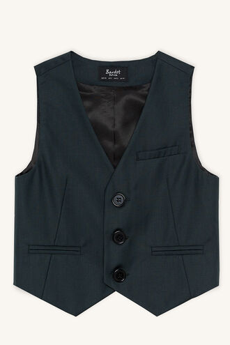 CLASSIC SUIT VEST in colour SYCAMORE