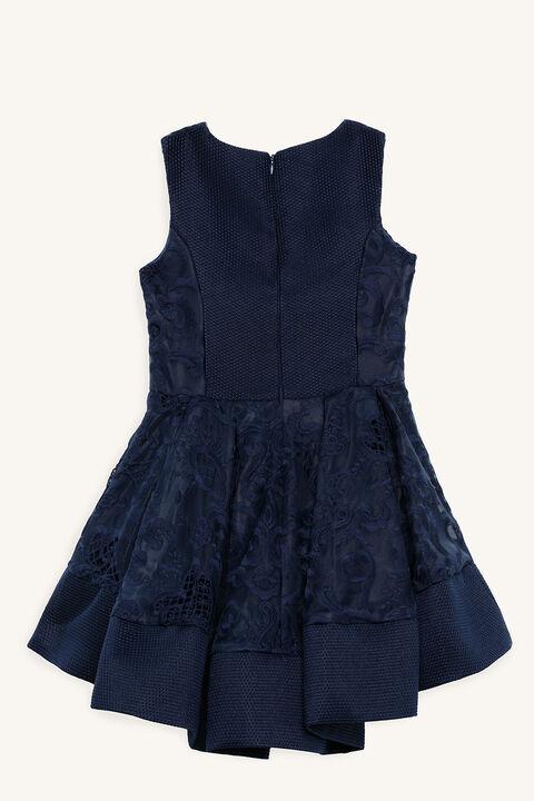 AVA STARLET DRESS in colour DRESS BLUES