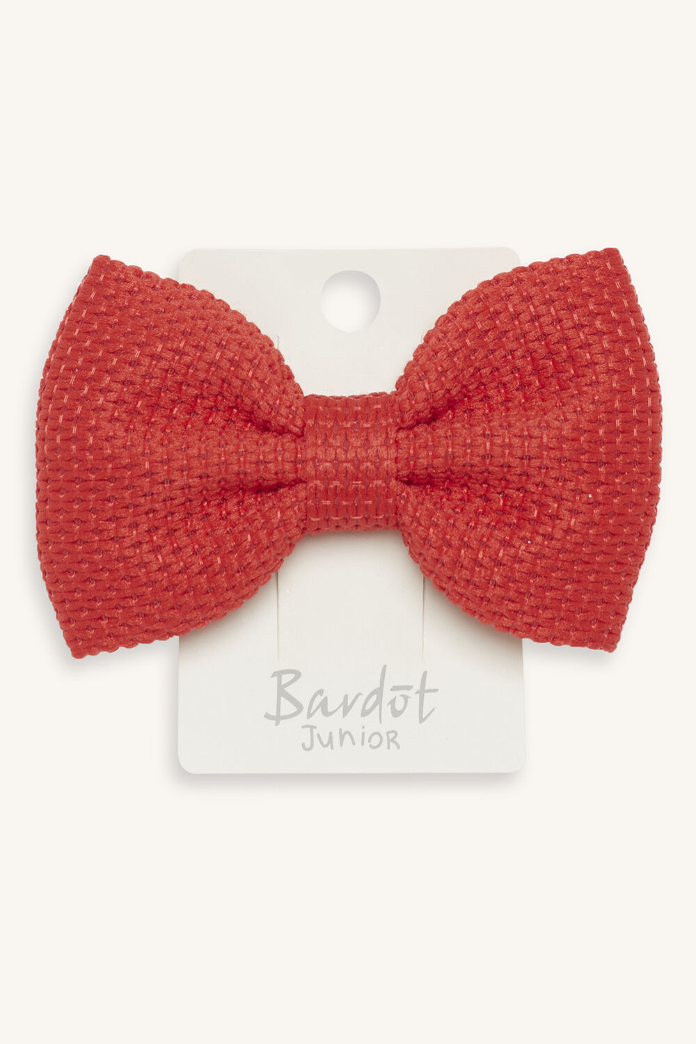 AVA STARLET BOW in colour RED BUD