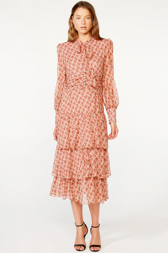 LAINEY MAXI DRESS in colour FADED ROSE