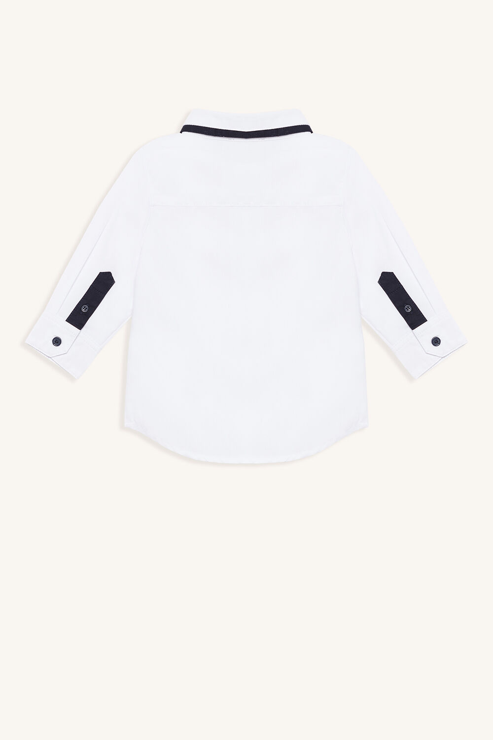 ATLANTIC SHIRT in colour BRIGHT WHITE