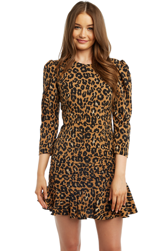 1048c808ba74 ADA LEOPARD DRESS
