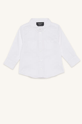 MICAH SHIRT in colour BRIGHT WHITE