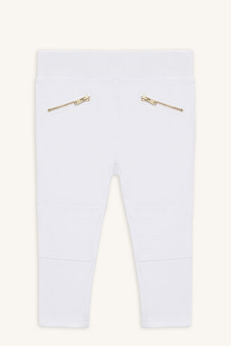 PONTI PANT in colour BRIGHT WHITE