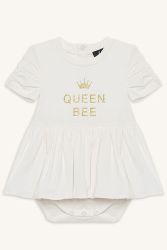 QUEEN BEE GROW in colour SOFT PINK