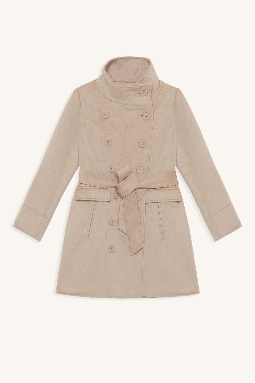 CASSIE COAT in colour DOE